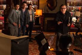 goosebumps 2 release date set for 2018 collider