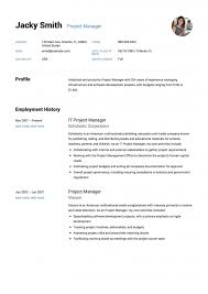 recruiting manager resume template best ideas of project management resume census recruiting