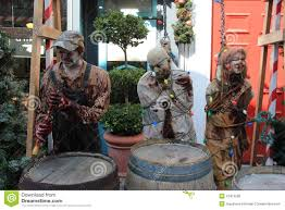 October Decorations Scary Halloween Decoration Editorial Image Image Of Eerie 47415500