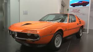 alfa romeo montreal race car bella macchina inside the u0027temple to alfa romeo u0027 motoring research