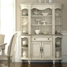 Decorating A Hutch Dining Room Hutch With Glass Doorsdecorating Buffets And