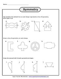 11 best images of symmetry worksheets grade 2 line symmetry