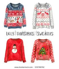ugly christmas sweater stock images royalty free images u0026 vectors