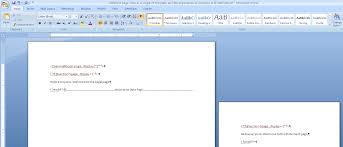 vishal u0027s blog coding different page layouts in a single rtf