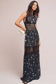 lace maxi dress ml lhuillier floral lace maxi dress anthropologie