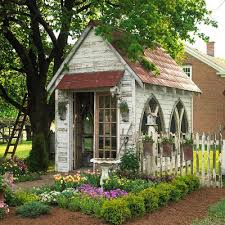 Gardens With Summer Houses - summer house garden sheds u0026 backyard retreats the inspired room