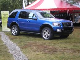 Ford Explorer Colors - favorite color of ford explorer ford explorer and ford ranger
