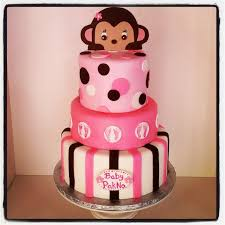monkey baby shower cake monkey baby shower cake cakecentral