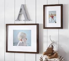 Pottery Barn Picture Frame Chocolate Gallery Frames Pottery Barn Kids