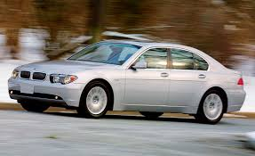 2002 bmw 745li interior bmw 745i road test reviews car and driver