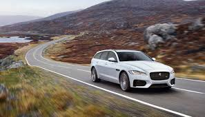 all new 2018 jaguar xf sportbrake is almost here priced at 70 450us