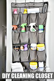 Cleaning Closet Ideas How To Organize Your Cleaners Home Cleaning Product Organization