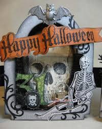 tim holtz halloween dies annette u0027s creative journey tombstone trio tim holtz inspired