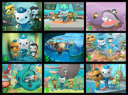 octonauts cake topper personalised octonauts edible cake topper wafer paper icing paper