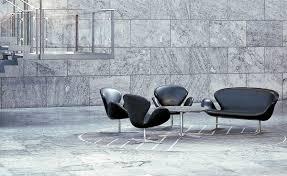 Arne Jacobsen Swan Sofa Hivemoderncom - Arne jacobsen swan sofa 2