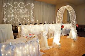 wedding backdrop arch backdrop table ceremony cake table dual usage and