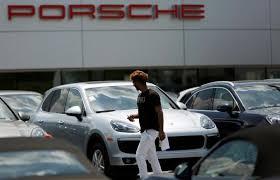 porsche cayenne recalls porsche recalls around 14 500 cayenne cars in russia regulator