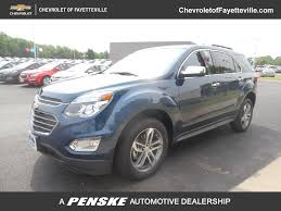 2017 new chevrolet equinox fwd 4dr premier at chevrolet of