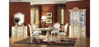 Italian Dining Room Furniture Classic Italian Dining Room Set