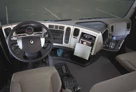 renault truck interior premium