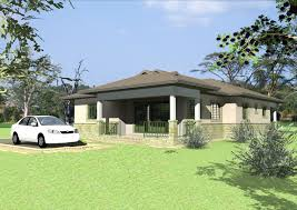 3 bedroom bungalow on an 1 8th
