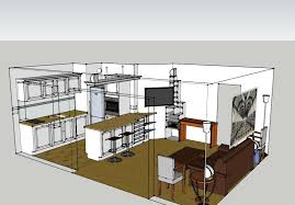 salon cuisine ouverte amenagement salon cuisine 30m2 7 une cuisine ouverte sous les