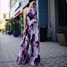 eliza j eliza j dresses skirts preloved eliza j floral maxi dress