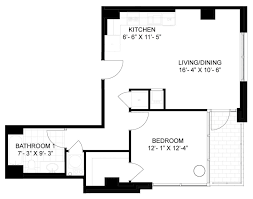 1 Bedroom House Floor Plans Floor Plans Lakehouse Apartments Columbia Maryland Md Bozzuto