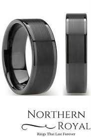 Mens Gunmetal Wedding Rings by Two Tone Black U0026 Gun Metal Tungsten Wedding Band After Wedding