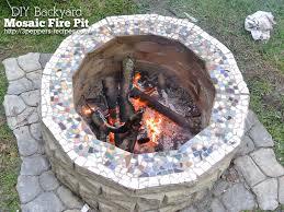 Building A Firepit In Backyard 8 Diy Firepit Ideas To Beautify Your Backyard Backyard Firepit