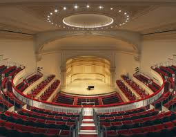 isaac stern auditorium ronald o perelman stage carnegie hall