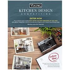 Kitchen Design Competition 2017 Design Competition Poster Viking Range Llc