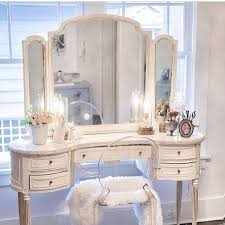 111 best vintage makeup vanities images on pinterest shabby chic