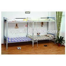 modern cheap queen size double decker ladder loft bunk bed for