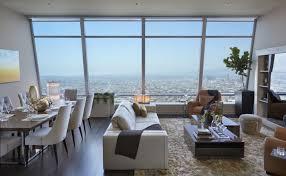 Penthouse Interior Los Angeles Penthouse Apartment Interior