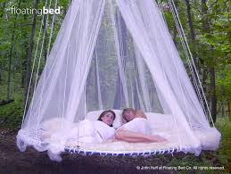 outdoor hanging bed hammock bed for sale the floating bed co