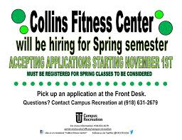 collins fitness center home facebook