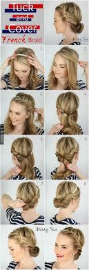 Frisuren Selber Machen Haarband by Romantische Eindrehfrisur Mit Haarband Selber Machen Hurrr