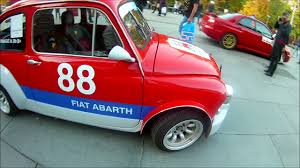 old fiat abarth 500 695 850 1000 youtube