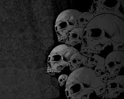 black skull wallpapers wallpaper cave emo quotes pinterest