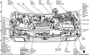 ford 4 6 engine parts diagram ford wiring diagram for cars in
