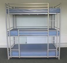 Triple Bunk Beds For Sale Foter - Three bunk bed