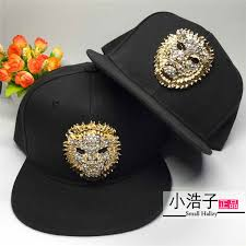 kid ink alumni snapback cap picture more detailed picture about metal gold brand