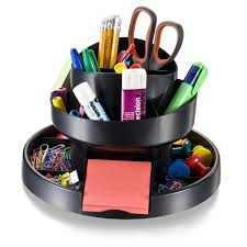 100 desk pen holder multifunctional desk organizer 4 slots