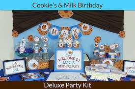 cookie monster table decorations 1st birthday ideas cookie monster first birthday party