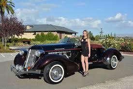 1934 auburn speedster boat tail kit car dusty cars