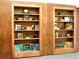 Bookcase Plans With Doors Secret Bookcase Door Plans New Furniture