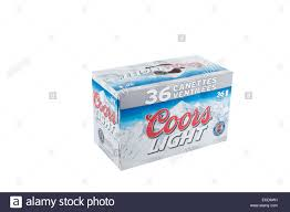 coors light 36 pack price a pack of 36 355ml cans of coors light beer is pictured over a pure