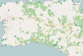Geocache Map Geocaching In Menorca Calamenorca Com