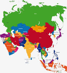 asia east map vector country maps east asia east asia country map east asia